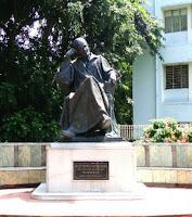 Ayush Minister unveiled Hahnemann Statue in NIH, Kolkata