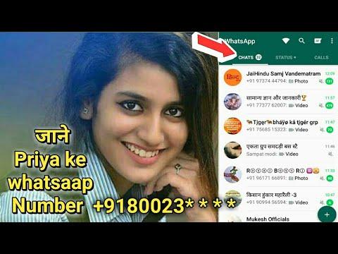 प्रिया का मोबाइल नंबर क्या है ? | priya kumari ka phone number