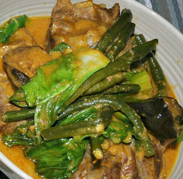 Kare Kare Filipino Dish