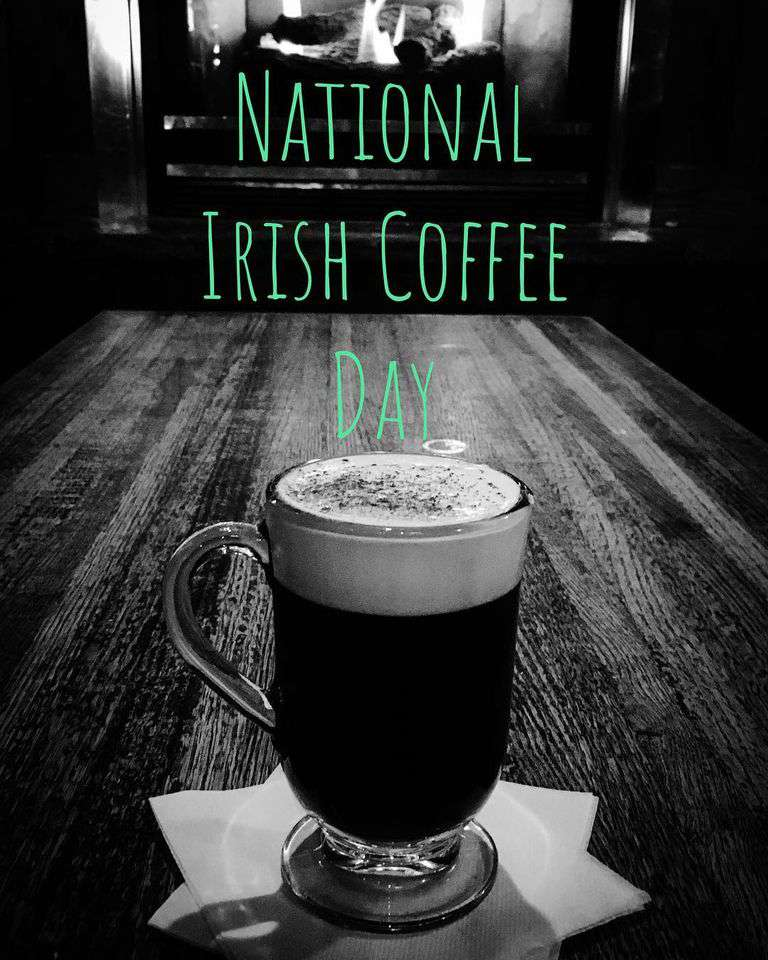 National Irish Coffee Day Wishes Lovely Pics