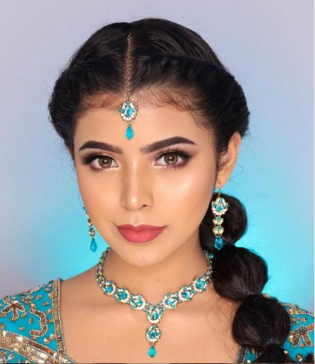 Beauty Influencers in Indonesia: Jharna Bhagwani
