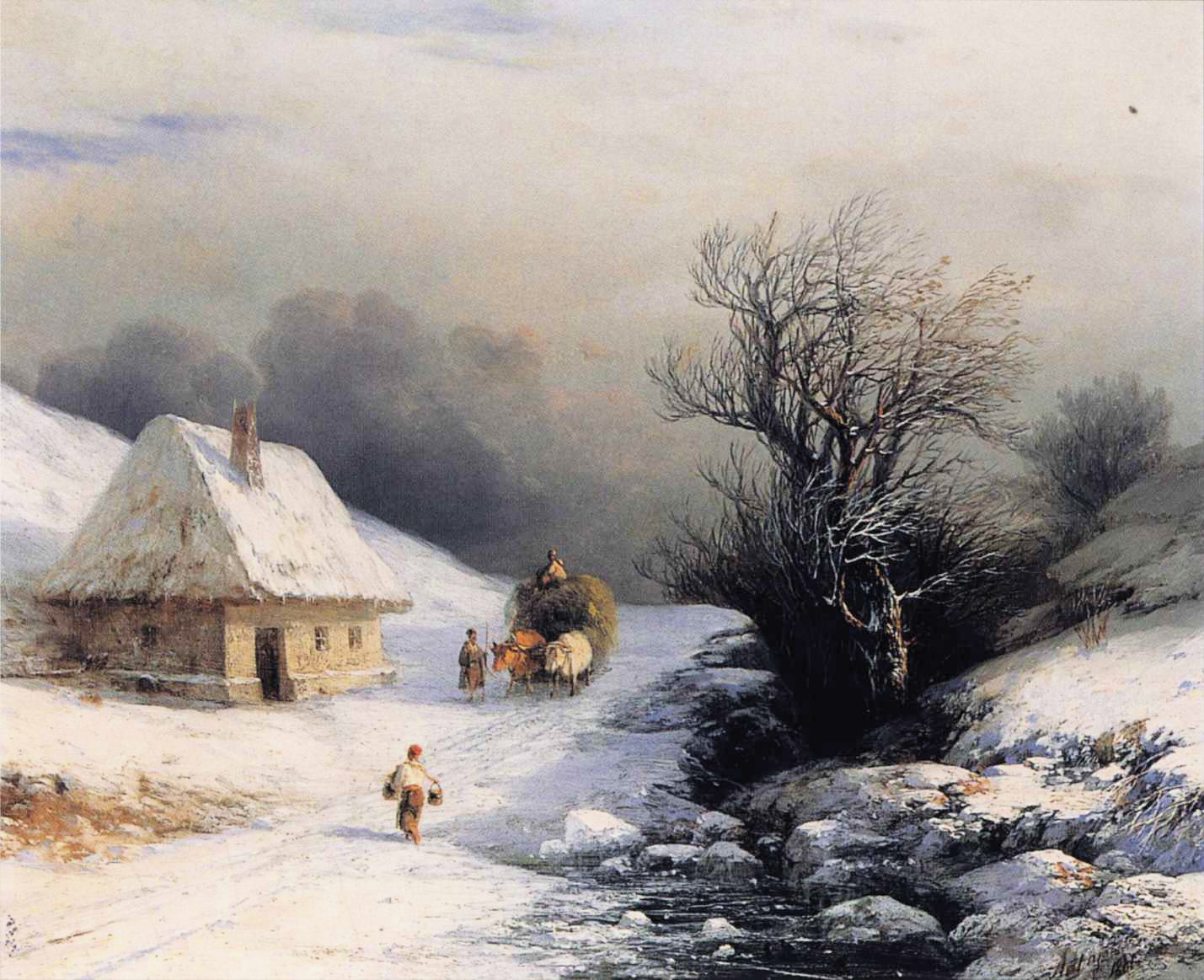 The Glory of Russian Painting Ivan Aivazovsky ctd