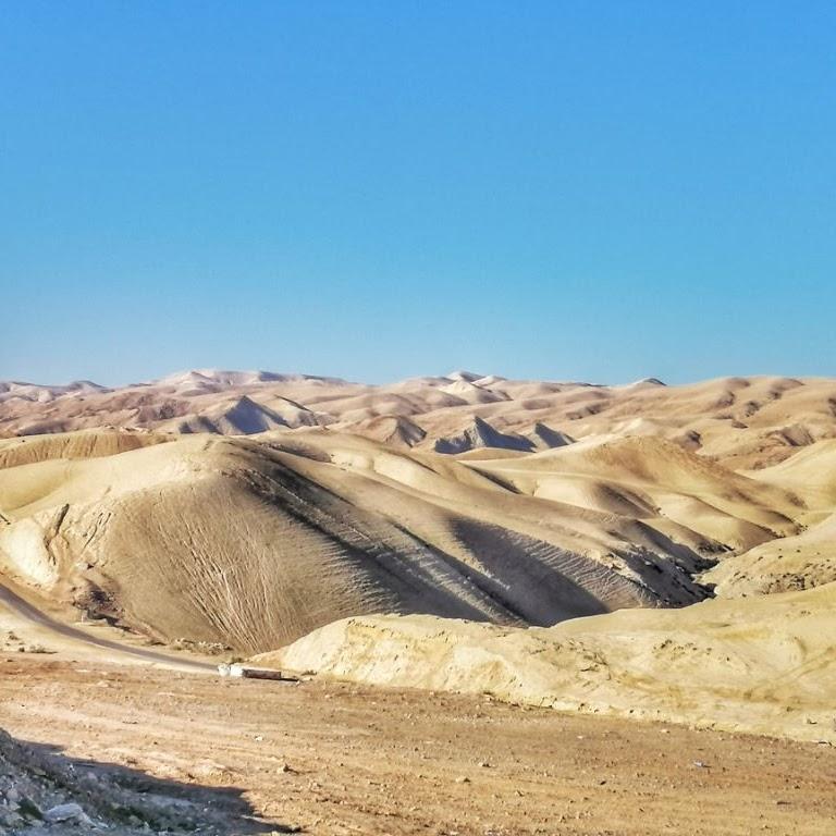 Mengunjungi Makam Nabi Musa di Kota Jericho (Yerikho)