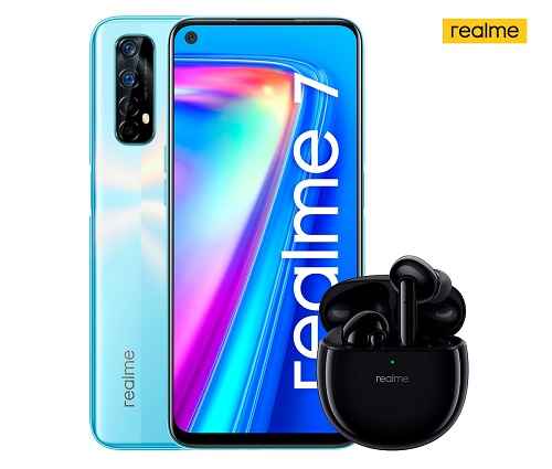 REALME 7 PACK BUDS AIR PRO
