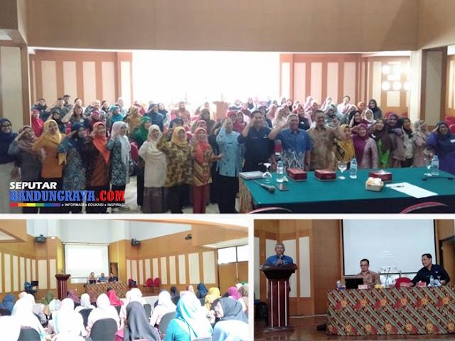 Disdik Kota Bandung Selenggarakan Evaluasi Pembinaan PAUD Inklusif