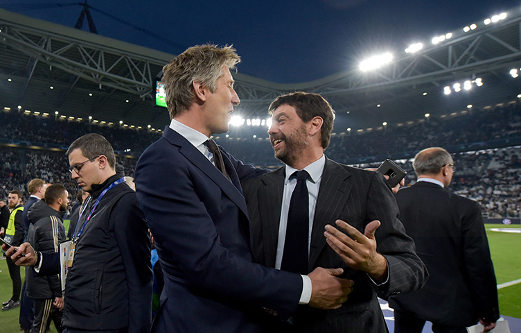 "Van der Sar: ""De Ligt me uvijek podsjećao na mladog Ronalda"""