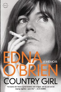 book cover of Country Girl: A Memoir by Edna O'Brien