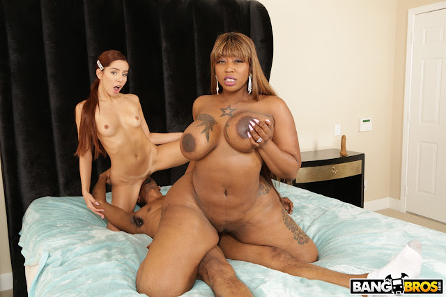 Lesbian Babes Candice Dare And Diana Grace