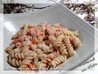 http://gourmandesansgluten.blogspot.fr/2014/01/pates-sans-gluten-au-saumon-fume-et.html