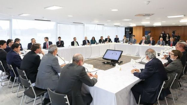 STF libera vídeo em que o Ex-Ministro Moro acusa o Presidente Bolsonaro de interferir na P.F.