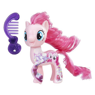 All About Pinkie Pie Brushable