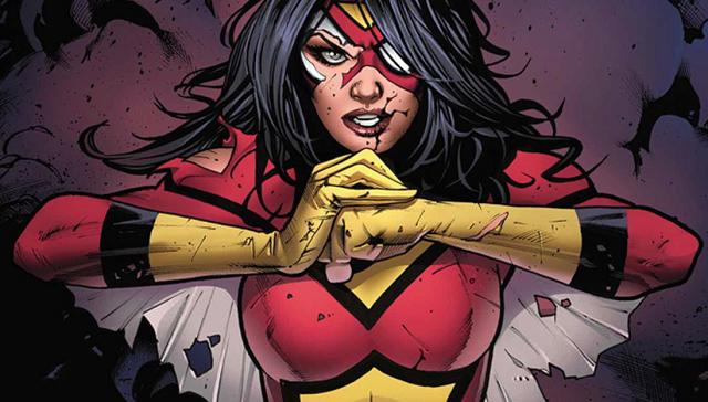 Mulher-Aranha/Marvel/Reprodução