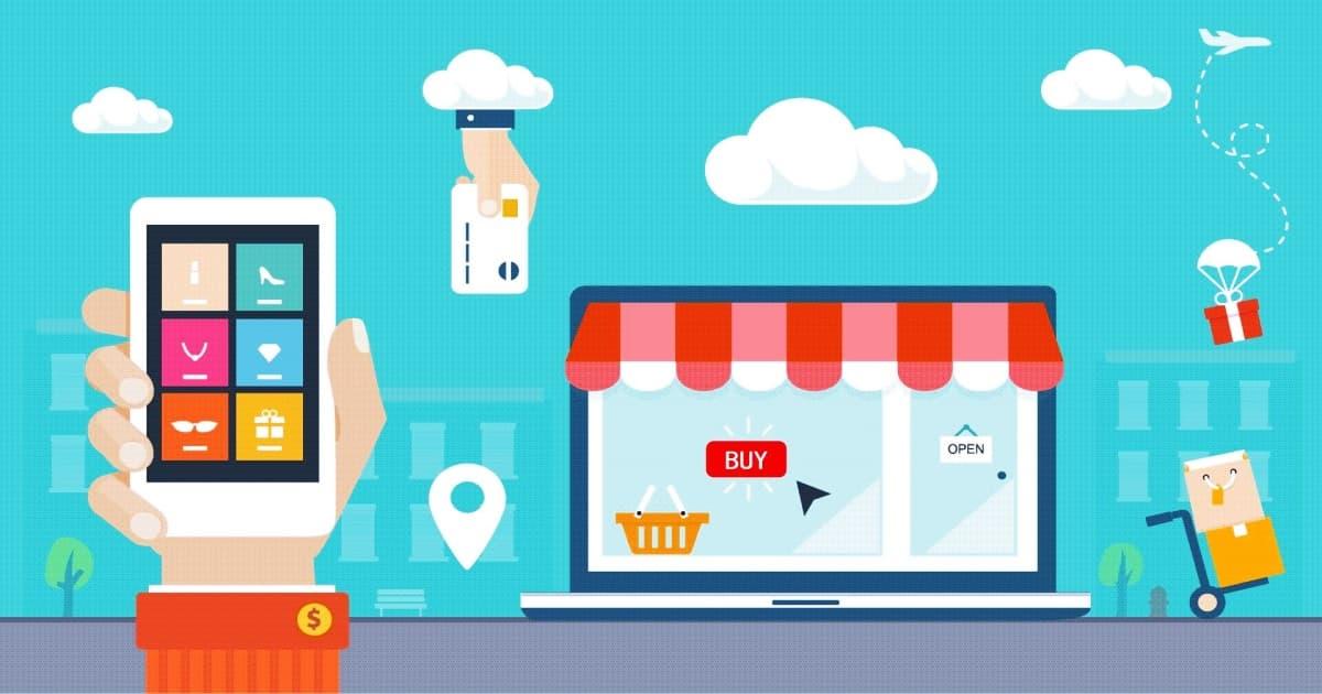إنشاء متجر إلكتروني احترافي