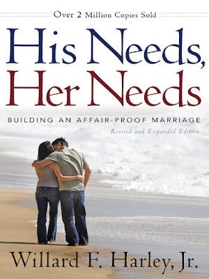 His Needs, Her Needs by Willard F. Harley Jr