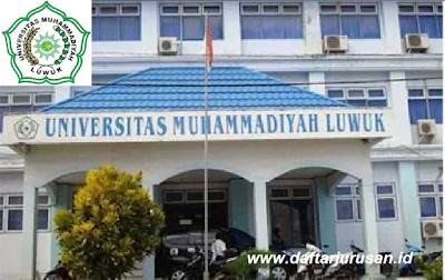 Daftar Fakultas dan Jurusan Universitas Muhammadiyah Luwuk Banggai