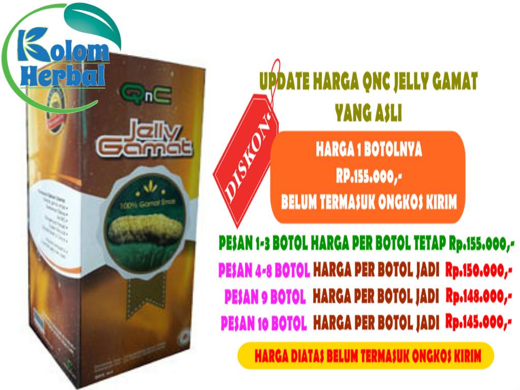 Penjual QnC Jelly Gamat Di Banjarbaru