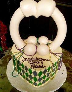 Designer double or multi-penis cakes
