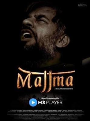 Majjma (2021) Hindi 720p | 480p HDRip x264 800Mb | 300Mb