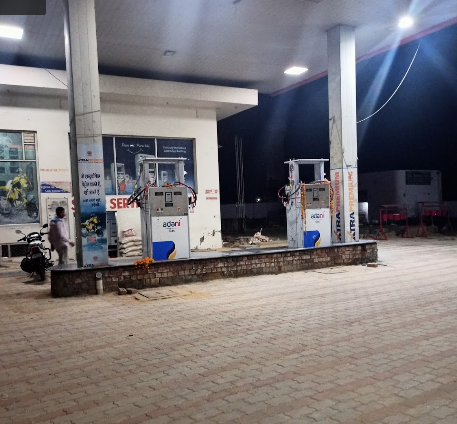 cng pump in bhiwani