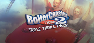RollerCoaster Tycoon 2 Triple Thrill Pack-GOG