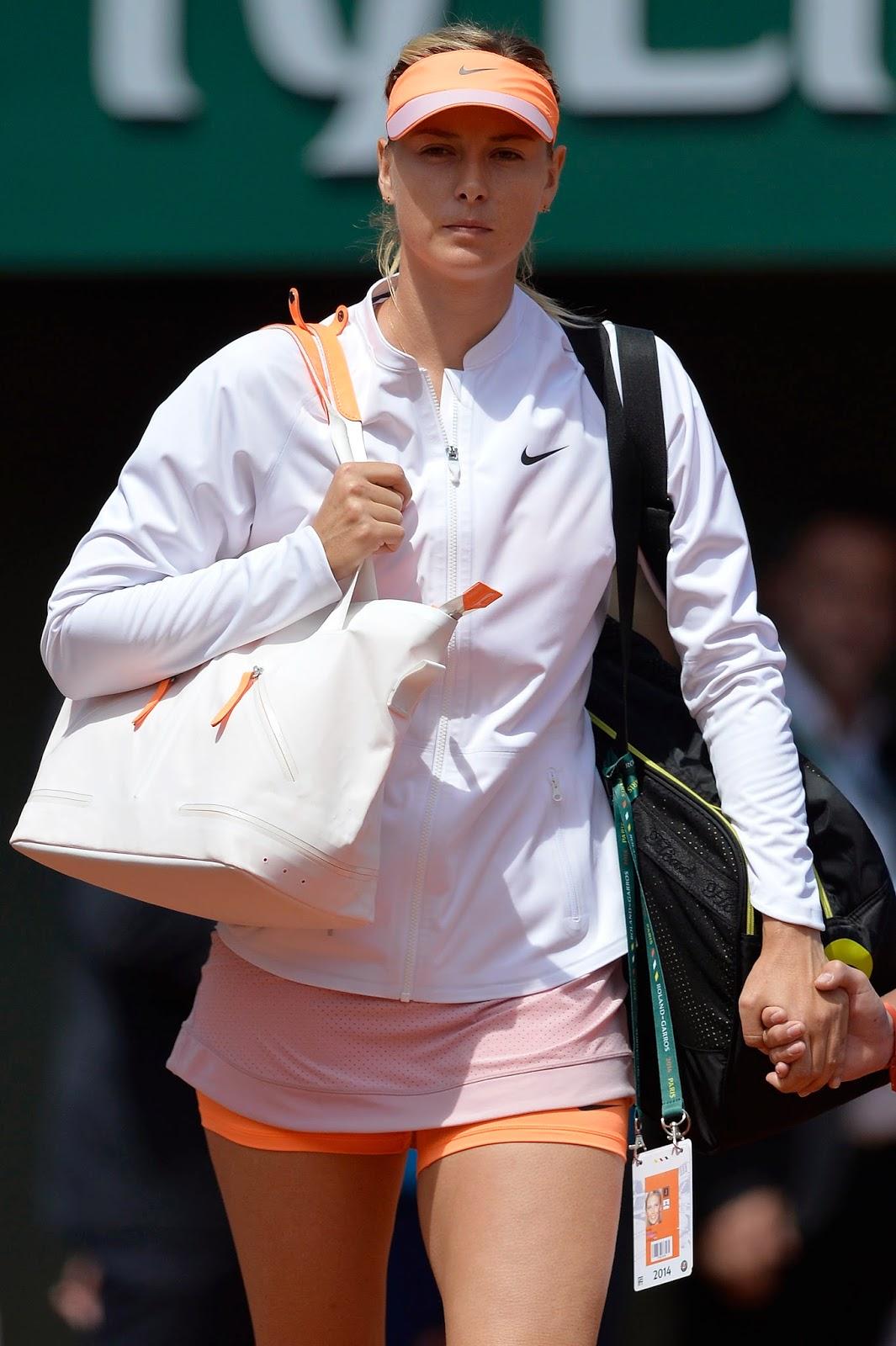 Maria Sharapova HD Pictures | Tennis Star Maria Sharapova HD Wallpapers
