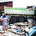 Itapetinga: Caçamba desgovernada destrói casa no Bairro Clodoaldo Costa