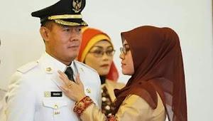 Photo Sukandar Sebelum Dilantik Menjadi Viral Di Medsos