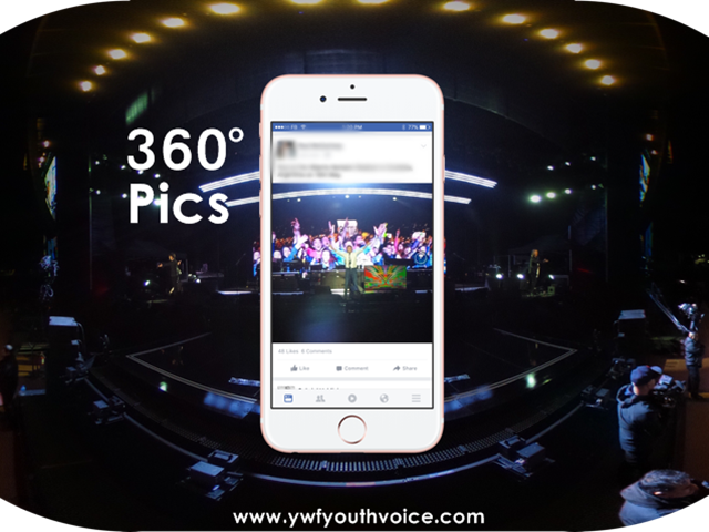 Facebook 360 degree photos, upload 360 degree photos on facebook now