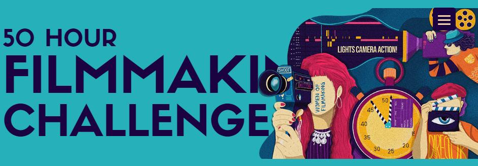 50 HOUR FILMMAKING CHALLENGE