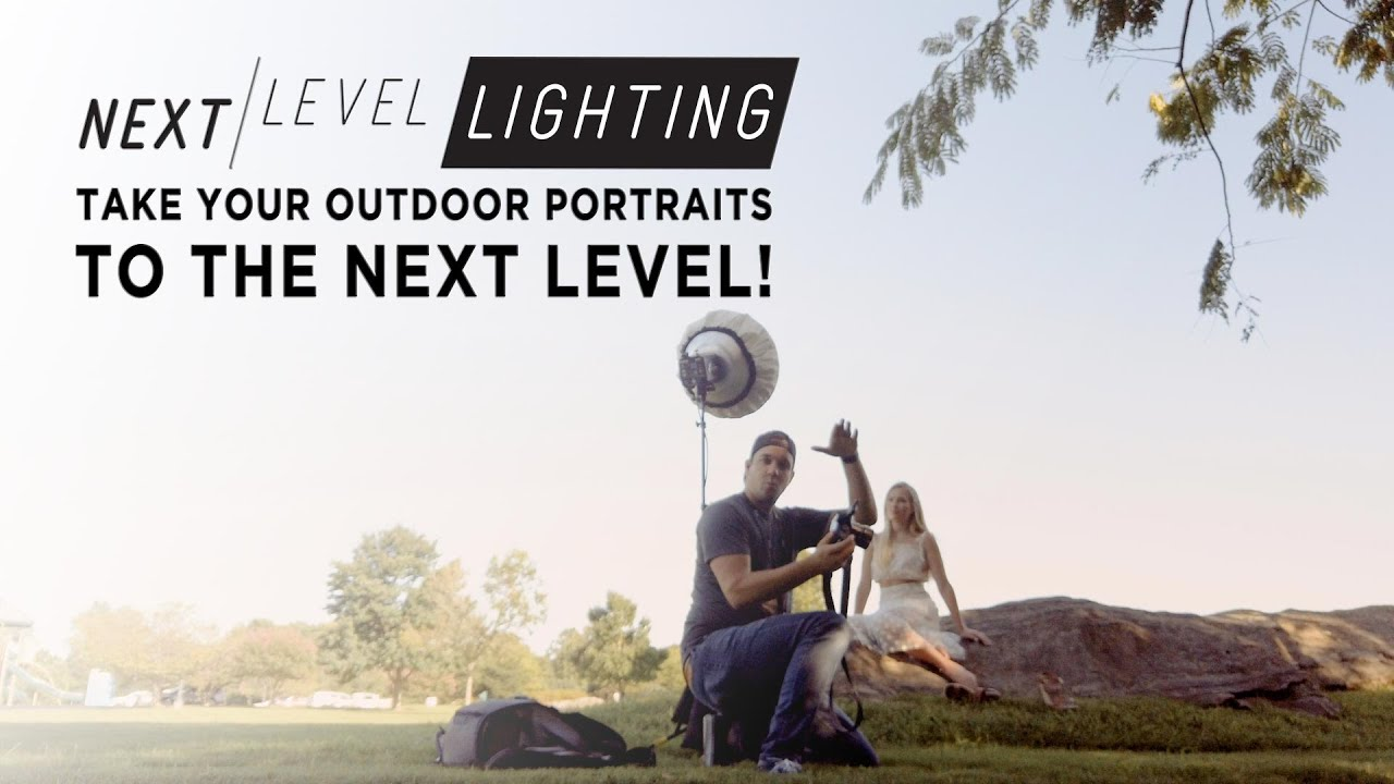 2 easy tips to improve your outdoor portraits!