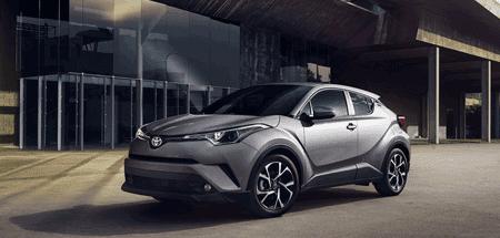 Toyota CHR 2018