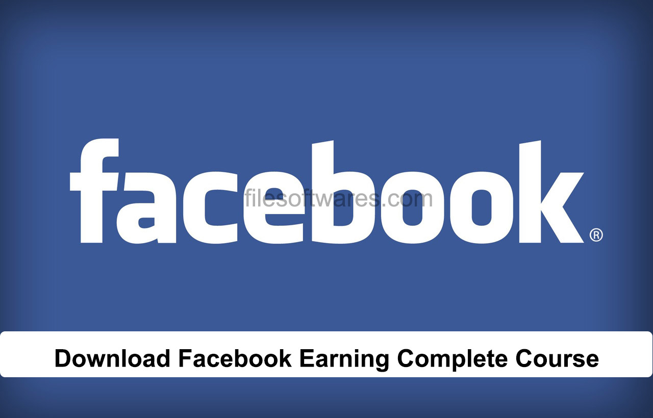 facebook earning complete course