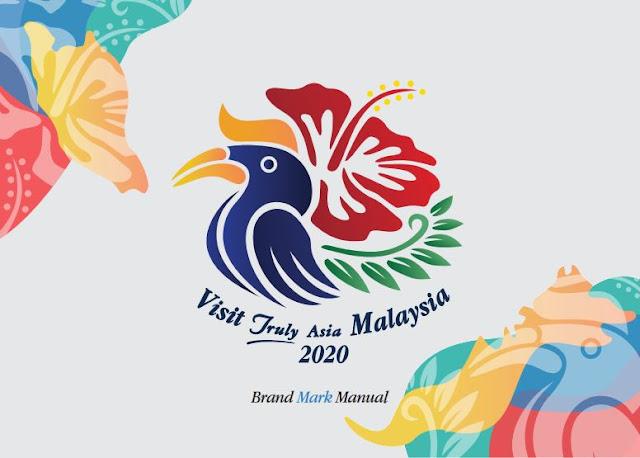Logo Tahun Melawat Malaysia 2020 Diperkenalkan