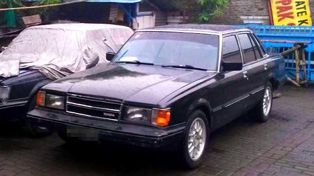 Toyota Corona Mark ii RX60