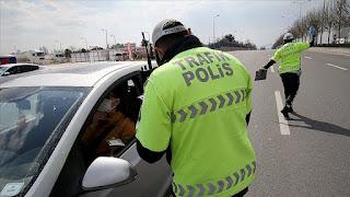 الداخلية التركية تعلن عن الولايات التي رفعت عنها قيود السفر