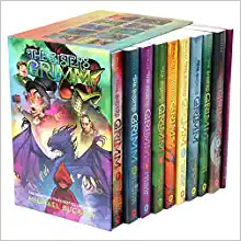 Sisters Grimm book series boxed set