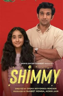 Shimmy (2021) Hindi 720p HDRip x264 170Mb