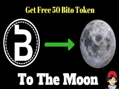 Bito Token Gratis Mata Uang Digital yang Akan To The Moon