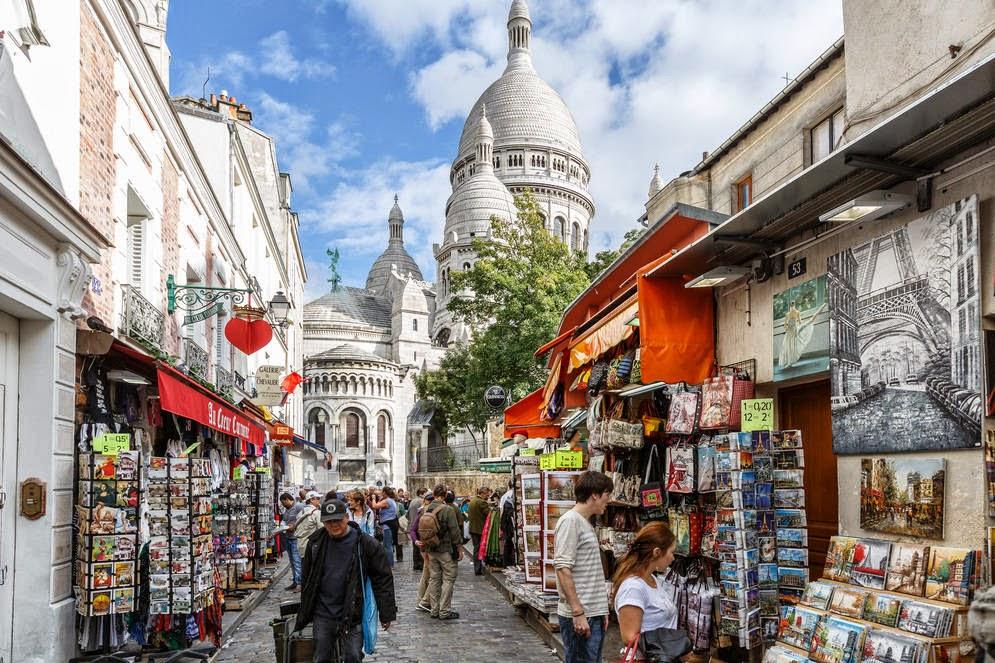 Onde ficar – melhores regiões em Paris