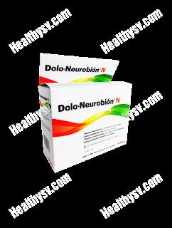 Dolo Neurobion N 120 tablets