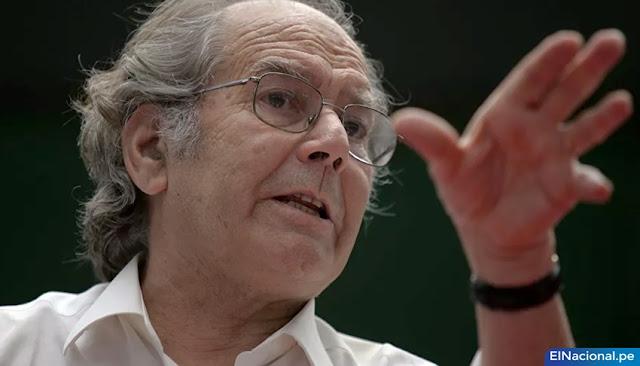 Nobel de la Paz Adolfo Pérez Esquivel
