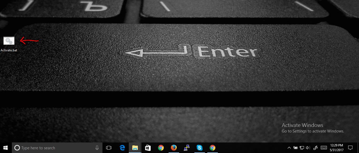 windows 7 activation watermark remove