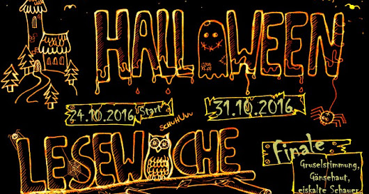 "|Aktion| ""Halloween-Lesewoche Tag 5"""