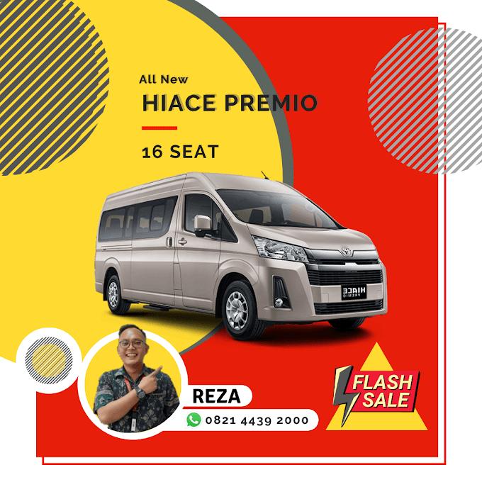 Harga & Promo Hiace Bali