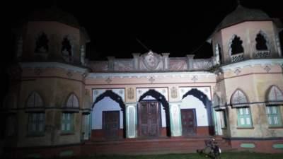 চাঁচল-পাহাড়পুর-চণ্ডীমণ্ডপ-এর-ইতিহাস