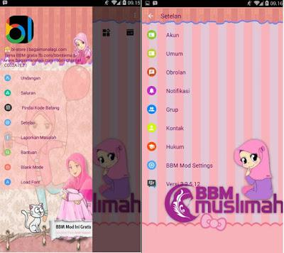 BBM Mod Pink