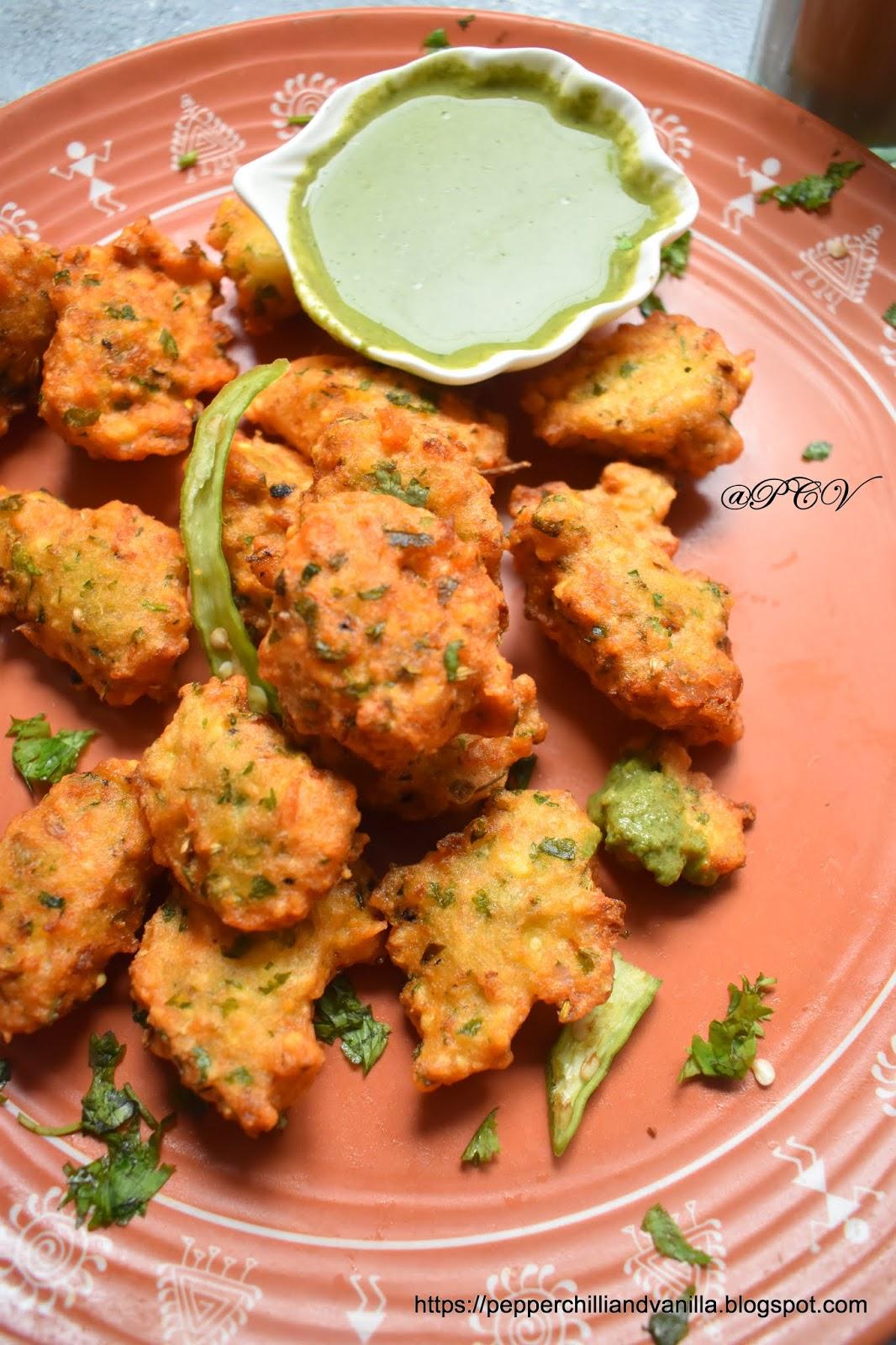 how to make mung dal bhajia/how to make mung dal bhajiyas