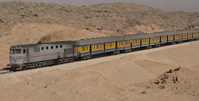 TRANSPORT FERROVIAIRE | L'Egypte veut développer son réseau