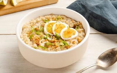 oatmeal - menu sarapan sederhana