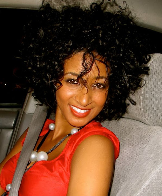 Ethiopian+model+Amleset+Muchie+ +Teddy+Afro's+wife Teddy Afro's Biography & Net Worth